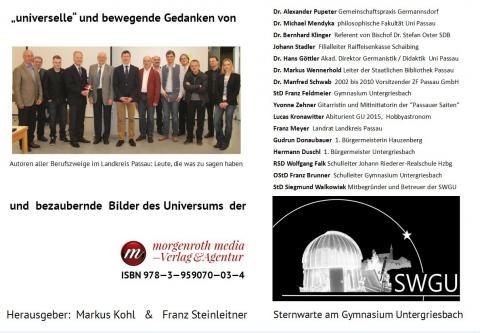 Autoren und Verlag