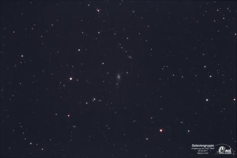NGC 2943 mit Umgebung